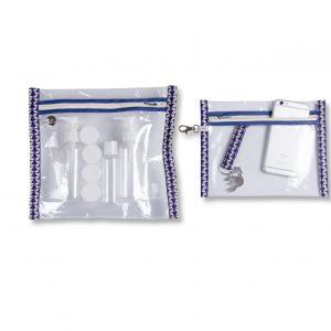 collection-pochettes-trousse-plastifiée-transparente-tissu Liberty of London-artisanat-fait main-fabrication française-imperméable-plage-covent garden